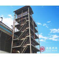 KNFT1000/2000KW立式发电机组余热锅炉