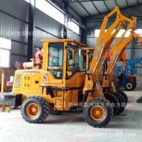 厂家出售装载机式钻孔打桩机装载机电线杆钻洞机螺旋挖坑机