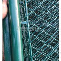 总厂批发笼式足球场围网生产厂家 【国帆丝网】篮球场围网