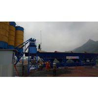 HZS75 混凝土搅拌站 75立方米每小时
