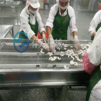 生产 虾仁裹粉机 虾仁上浆裹粉设备 上面包糠成套设备