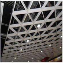 广东德普龙塔型铝格栅加工定制厂家供应