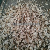 移动式干湿树木竹子粉碎机 木屑机 柴油动力粉碎机木屑机 切片机