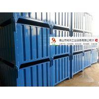 非标定制金属物料箱箱/物流周转箱/重型周转笼废料箱