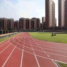 深圳塑胶跑道供货商 奥博混合型运动跑道品牌保证