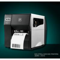 ZEBRA斑马ZT210条码标签打印机200dpi快递单电子面单打印机工商用