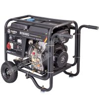 3KW小型柴油发电机