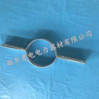 光缆金具 杆用紧固夹具 热镀锌抱箍内蒙古生产厂家