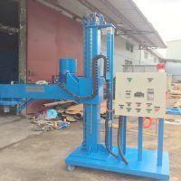旭丰铝液精炼除气机/金属铸造除渣机/石墨转子除气设备