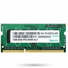 深圳市联合宇光-Apacer工业级笔记本内存条SO ECC DIMM DDR3 DDR3-1066