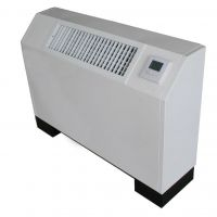 金光热销立式明装风机盘管冷暖两用家用水空调室内空气能中央水空调厂