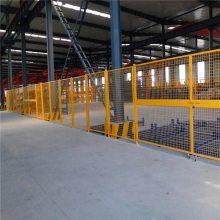 公路围栏网 养殖场铁丝围网 仓库分类护栏
