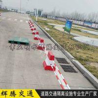 济宁水泥隔离墩厂家直供500*500防撞墩 红白水泥墩防撞交通设施