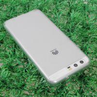 合之源注塑生产苹果6亚克力二合一手机壳带防尘塞透明壳4.7寸简约边框式手机保护套