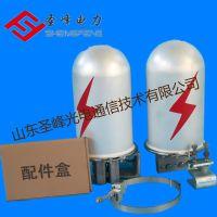 新疆光缆金具厂家,光缆铝合金接头盒ADSS
