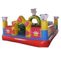 烟台充气城堡、充气滑梯儿童游乐设备