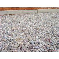 鹅卵石小路,景观路面铺装,鹅卵石造铺装