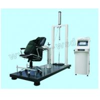 厂家直销 办公桌椅耐久性测试仪 大型办公椅底座抗压仪
