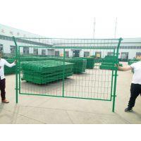 公路护栏网、双边丝高速公路防护网、浸塑铁丝网