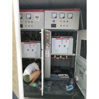 四川户外高压环网柜HXGN15-12一进三出六氟化硫断路器