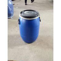 50升抱箍桶 盛德全新50L塑料桶 PE塑料桶生产厂家