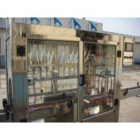12头白酒自动灌装机玻璃瓶灌装机白酒瓶装生产线