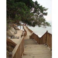 园林景观用防腐木凉亭木栈道木桥15517173337郑州小区庭院花园护栏工程承接