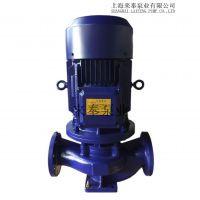 来奉ISG立式管道泵离心泵380V 热水锅炉循环泵冷却塔加压泵