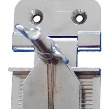 镀络丝印蝴蝶夹用于印刷时固定网版 操作方便-嘉美