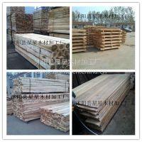 沭阳杨木方杨木板市场