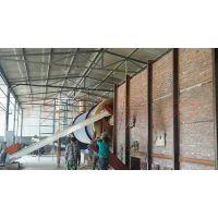 玉米秸秆烘干机都有什么型号,滚筒烘干机占地面积小产量大_郑州九天机械_