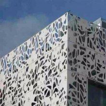 供应通化雕花铝板 铝窗花吊顶 镂空铝单板屏风