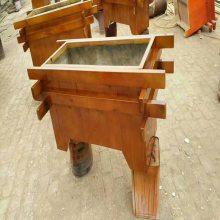 上海街道花箱品质优良,实木组合花箱生产制造厂家,批量价优