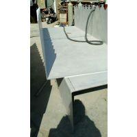 厂家定制不锈钢集水槽、集水堰 、堰板、溢流槽 量大从优