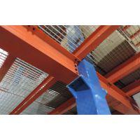 江门阁楼货架钢构平台承重力好利用率高定制生产物美价廉