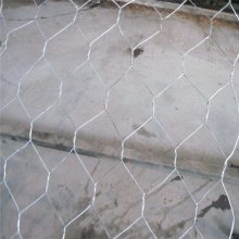 高锌石笼网 石笼网的作用 格宾笼网