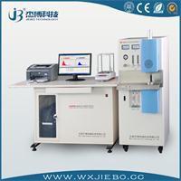 无锡杰博供应厦门汽车零部件高频碳硫分析仪CS996