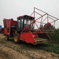 厂家供应玉米秸秆粉碎回收机 青贮饲料收获机 玉米靑储机