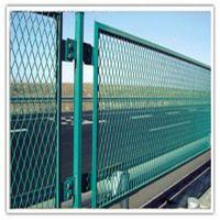 厂家供应 高速护栏网 高速公路钢板网护栏 防护网
