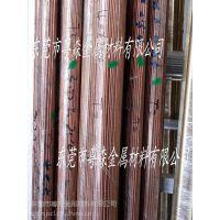 高导电耐高温T1紫铜棒 进口C1020紫铜管