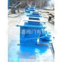 电液动插板式双层卸灰阀 电液动插板式卸灰阀 卸灰阀