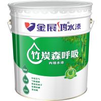 涂料之乡广东清味竹碳内墙乳胶漆厂家直销金展鸿水漆