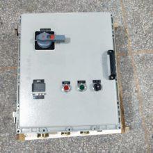 防爆四回路带漏电配电箱生产厂家BXX-T 6XX回路检修电源箱型号价格