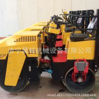 济宁晨畅厂家直销 900座驾式压路机 双钢轮压路机路面压实机械