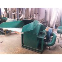 大型加厚木材粉碎机 大型不烂筛网的边角料粉碎机