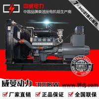 300KW柴油发电机组 300千瓦D15A2威曼动力