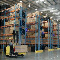 供东莞、深圳、佛山、清远、广州横梁式货架具有100%存储性,拣取效率高