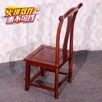 941红木家具商城-非洲花梨木小官帽椅 双十一脱光价优惠多多