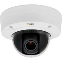 安讯士AXIS P3224-V Mk II 网络摄像机 精简型多功能 HDTV 720p 固定半球摄