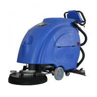 工厂直销青岛洗地机DJ550S手推式洗地机